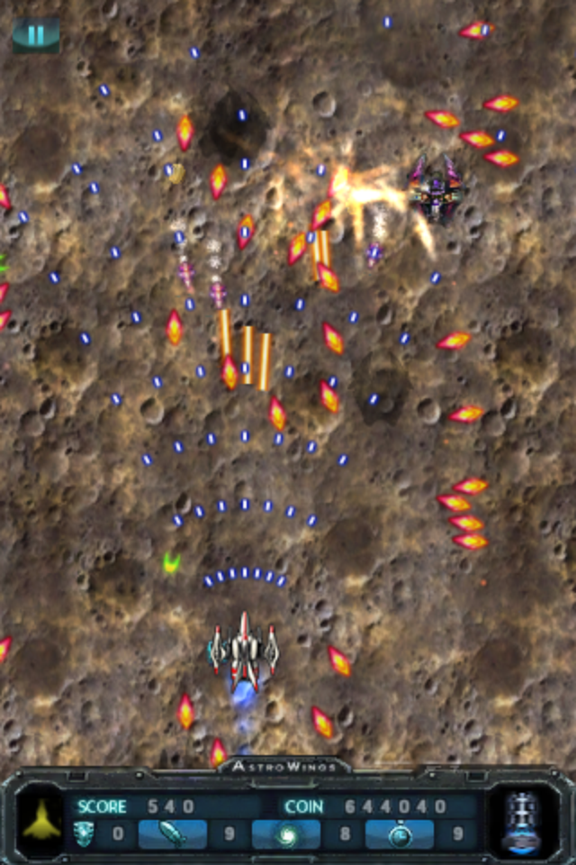 AstroWings screenshot 3
