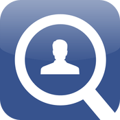 Locate: Real-time Location Sharing for Facebook icon
