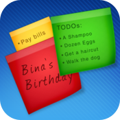 Sticky Notes with Reminders icon