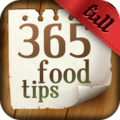 365 food tips. Full version icon