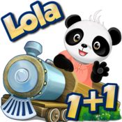 Lola's Math Train - Fun with Numbers (Counting, Addition, Subtraction) and More! icon