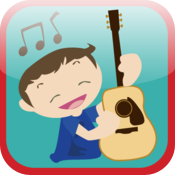 Kasey's Guitar Jams for Kids icon