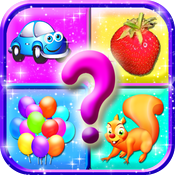 Kids Match - All in One memory matching game HD icon