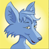 icon for Little Blue Jackal (for iPad) - by Niyaa