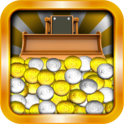 Mega Coin Dozer (Uber Addictive Time Waster) icon