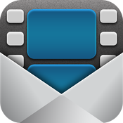 Video Email (+ Photos) : Videos & Multiple Photo Sharing through Email icon
