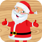 Christmas Wooden Puzzles (Free) icon
