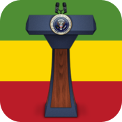 Presidential Debate Timer icon