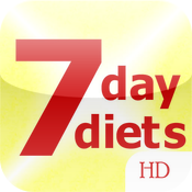 7 Day Diets HD icon