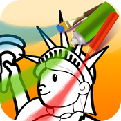 Cozi Kids Coloring+ icon
