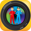 AutoStitch Twins Maker - Photography - Editor - iPhone - iPad - By Go2Share