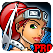 Lady Runner Pro icon
