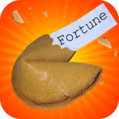 A Lucky Fortune Cookie icon