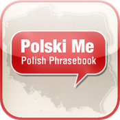 Polski Me - Polish Words & Phrasebook with Audio icon