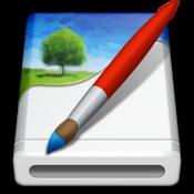 DMG Canvas DMG文件格式制作 For Mac