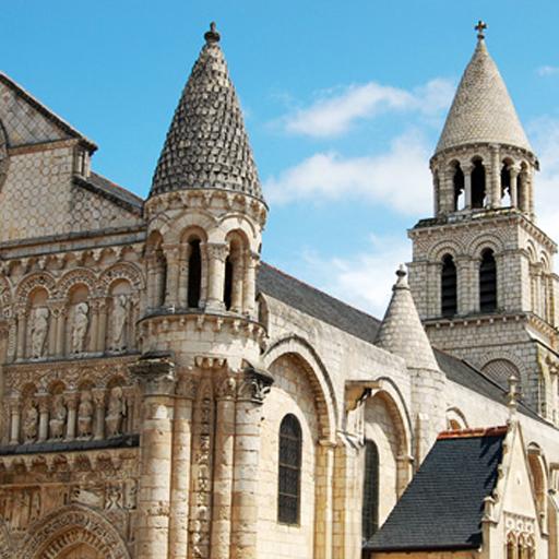 Guide audio de Poitiers