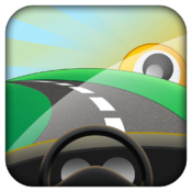 GPS Navigation 2 - skobbler (US/CAN) icon