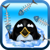 Penguin And Fish icon