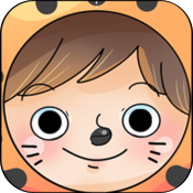 I Want to Be a Tiger - Interactive Picture Book for Kids icon