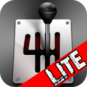 Car Manual Shift Lite icon