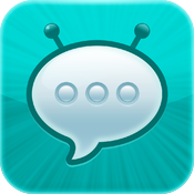 vText : route SMS from android to iPad icon