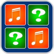 Memory - Match My Music (use your iTunes library) icon
