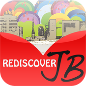 Rediscover JB icon