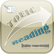 TOEIC Reading (Reading Comprehension) icon