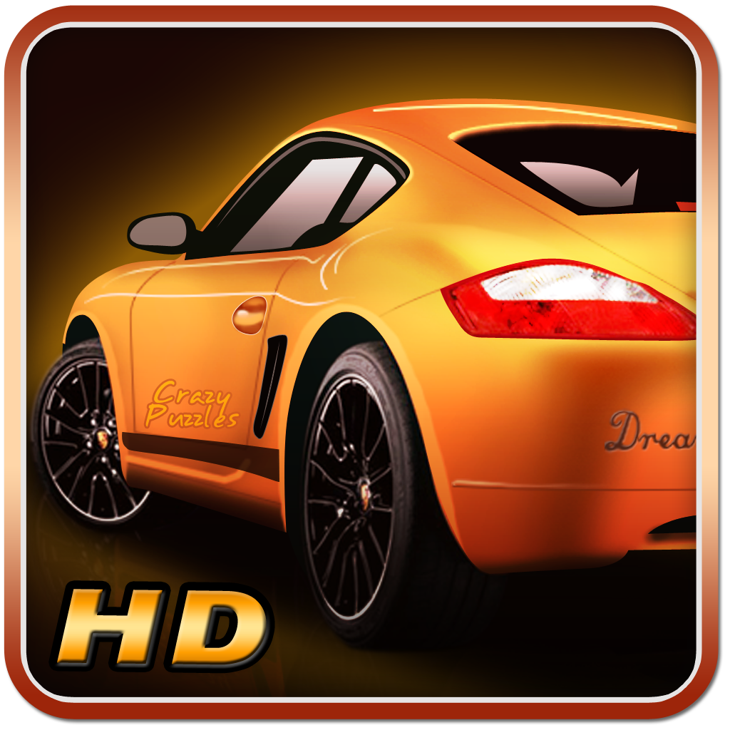 Dreams Cars Traffic & Parking Crazy Puzzle HD FREE