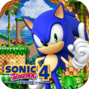 Sonic The Hedgehog 4: Episode 1 Review icon