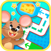 Toddler Maze 123 icon