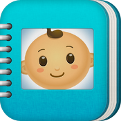 Kidfolio Parenting and Baby Book icon