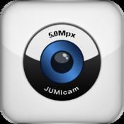 网络摄像头视频流 JumiCam – Webcam streamer for Windows PC