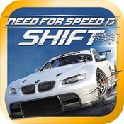 Need for Speed Shift for iPad icon