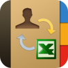 Contacts<->Excel — Export, Import & Manage Contacts – iBerrySoft