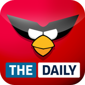 The Daily's Angry Birds Space Guide for iPhone icon