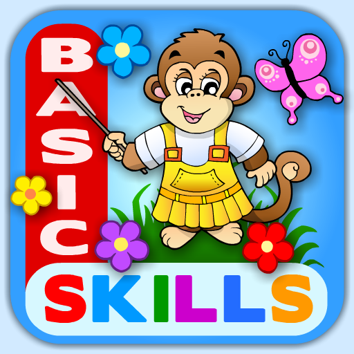 Abby – Basic Skills Preschool: Counting, Letters, Puzzles Colors ...