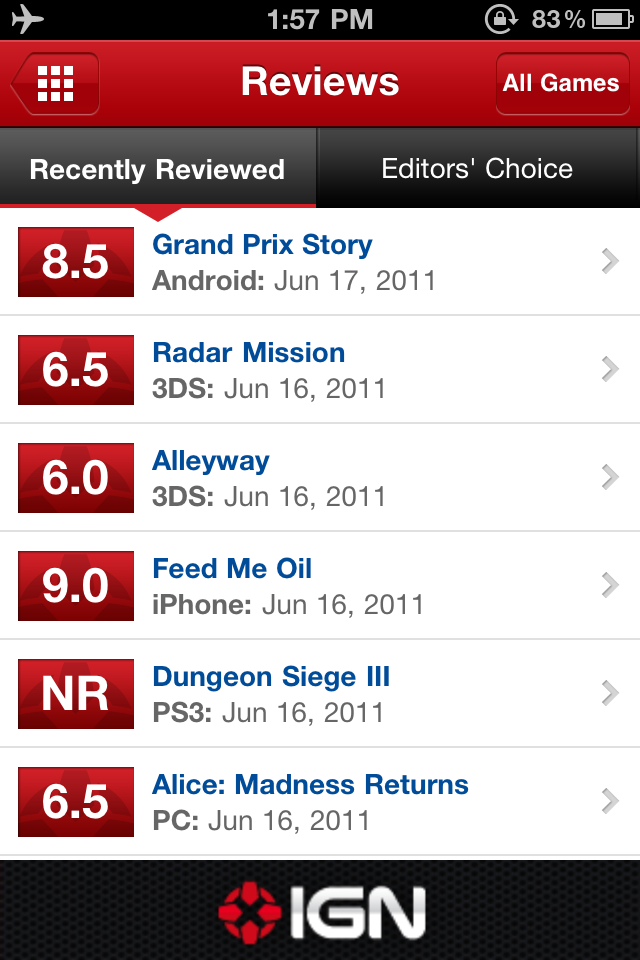 IGN: Video Game News, Reviews, Guides (FREE)
