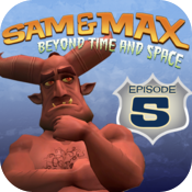 Sam & Max Beyond Time and Space Ep 5 icon