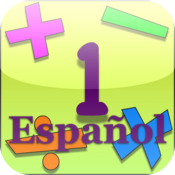 Kids Math Fun~First Grade /Español/ icon