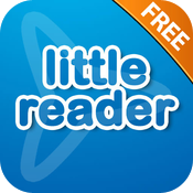 Little Reader 3 Letter Words Free icon
