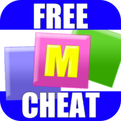 Best Moves Free ~ Cheat+Helper for Matching With Friends Free icon