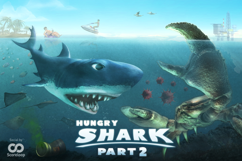 Hungry Shark screenshot 3
