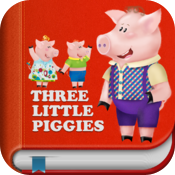 3 Little Piggies – Interactive Story Book with Animations icon