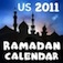 USA Ramadan Calendar ( Islam Quran Hadith - Ramzan Islamic Apps )