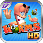 Worms HD icon