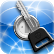 1Password for iPhone icon