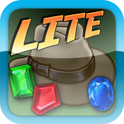 Jewel Quest Lite For iPad icon