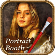 Art Portrait Booth icon