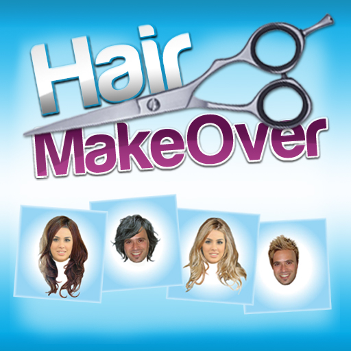 Hair MakeOver - New Hairstyle And Haircut In A Minute
